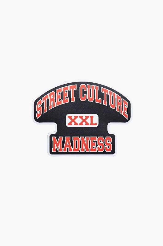 MAD PRIDE POSSE Street Culture Madness Sticker