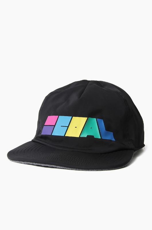 COAL The Treeline Cap Black