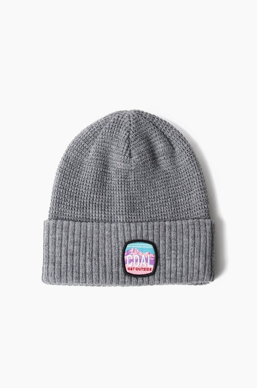 COAL The Tumalo Beanie H.Grey