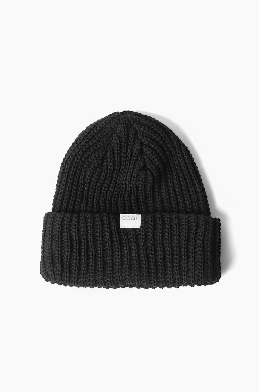 COAL The Eddie Beanie Black