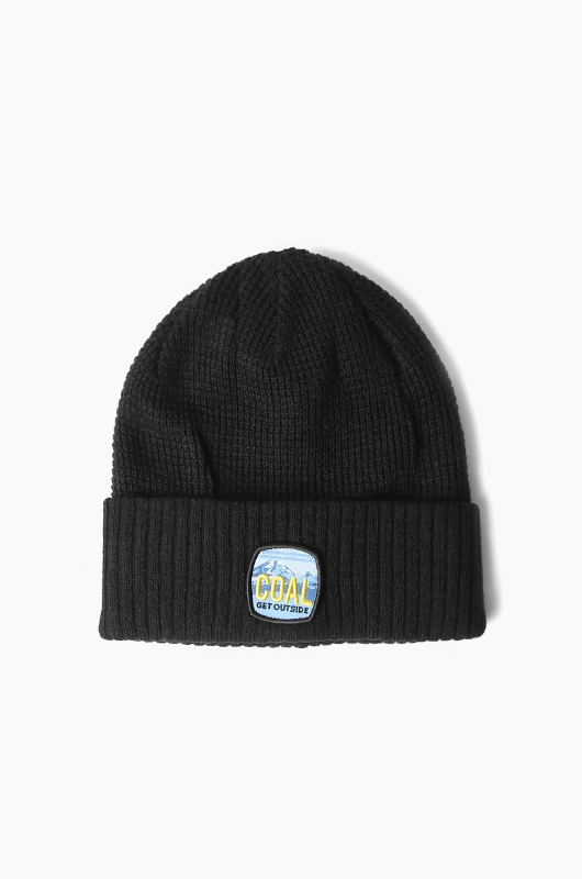 COAL The Tumalo Beanie Black