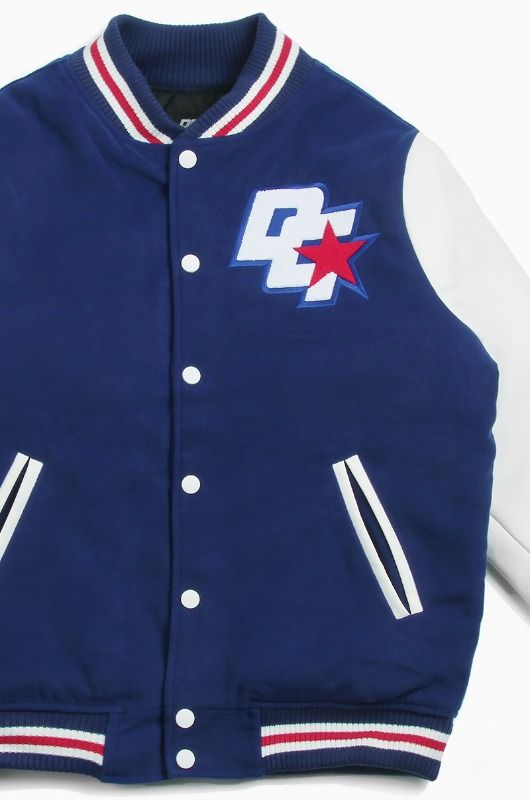 DGS D-STAR Stadium Jacket Blue
