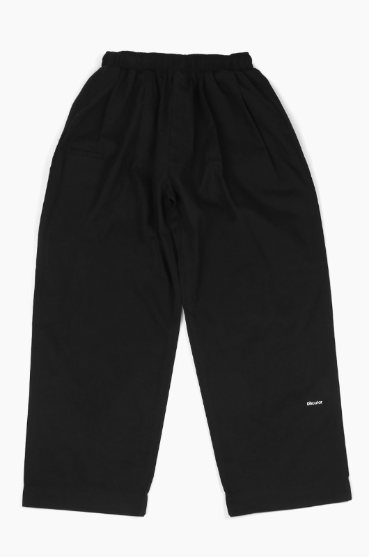 PISCATOR Snapper Pants Black