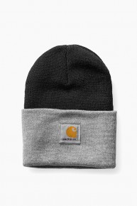 CARHARTT-WIPBi-Colored Beanie Blk/Grey
