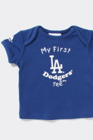 MLB Infant My First Tee Dodgers