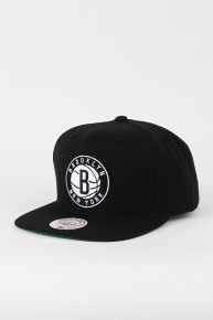 M&N NBA NL99Z TPC Nets(Black)