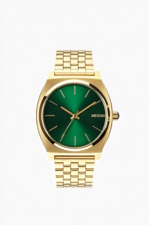 NIXONTime Teller Gold/Green