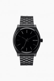 NIXONTime Teller All Black