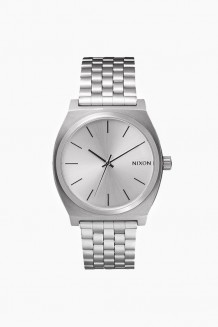 NIXONTime Teller All Silver