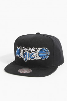 M&N NBA NZ979 TSC Magic (Black)