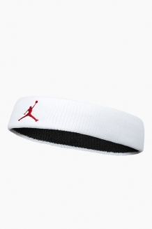 NIKEJordan Logo Headband White/Red