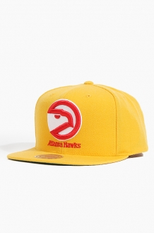 M&N NBA NZ979 Hawks(Yellow)