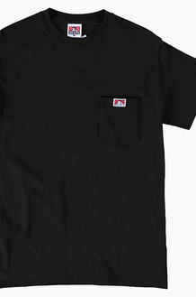 BENDAVIS Classic Pocket Tee Black