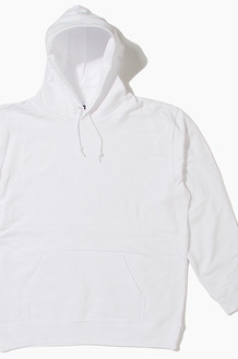 JELLAN Pullover Hoodie White