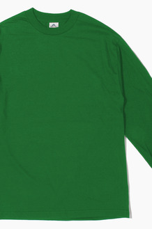 AAA Basic L/S Lt.Green