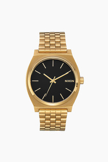 NIXON Time Teller All Gold/Black Sunray