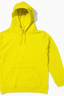 JELLAN Pullover Hoodie Yellow
