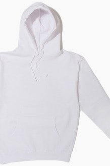 iNDEPENDENT Heavyweight Hood White