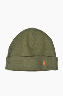 POLO Thermal Cuff Hat Olive