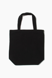 PLAIN Canvas Eco Bag Black