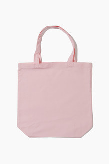 PLAIN Canvas Eco Bag  Light Pink