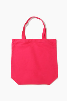 PLAIN Canvas Eco Bag Hot Pink