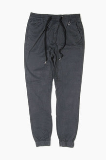HYPER DENIM Drop Crotch Jogger Charcoal