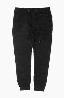 HYPER DENIM Drop Crotch Jogger Black