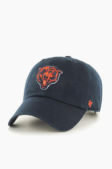 47BRAND NFL Clean Up Chicago Bears Navy