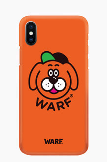 WARF Big Face Mobile Case Orange