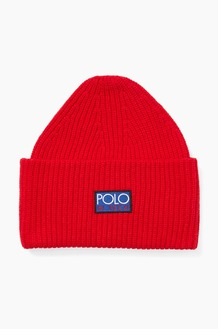 POLO Polo Hi-Tech Beanie Red