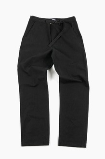 PISCATOR Salmon Pants Black
