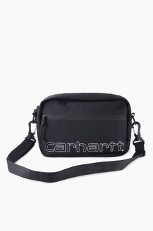 CARHARTT-WIP Team Script Bag Black/White