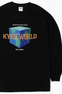 PISCATOR Kyrie World L/S Black