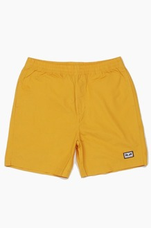 OBEY Easy Short Mineral Yellow