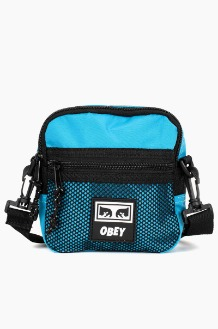 OBEY Conditions Traveler Bag Pure Teal
