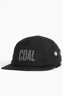 COAL The Lawrence Cap Black