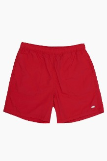 OBEY Dolo Short Scarlet Red