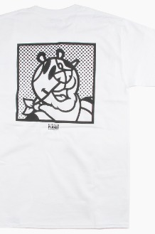 FRESHCUT Tony Jr S/S White