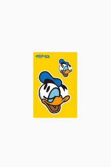FRESHCUT Donald Duck Sticker Small