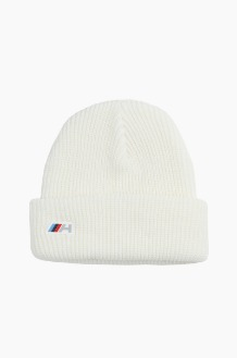 HARDHITTERS Multi Color H Beanie White