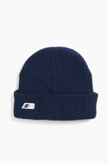 HARDHITTERS Multi Color H Beanie Navy