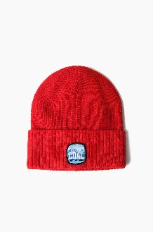 COAL The Tumalo Beanie Red