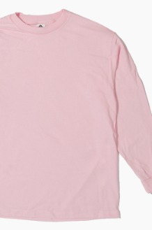 AAA Basic L/S Pink